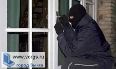 В районном поселке Досчатое произошло ограбление