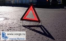 На улице Красные Зори произошло ДТП с участием мотоцикла