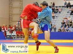 Выксунские самбисты на соревнованиях завоевали золото и бронзу