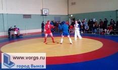 Андрей Кубарьков взял золото на Кубке России по самбо