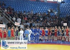 В Выксе провели фестиваль спортивных единоборств