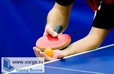 В ФОК «Олимп» прошли соревнования по настольному теннису