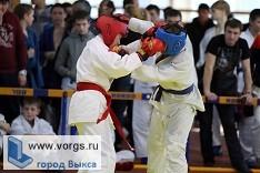 Выксунские спортсменки показали отменные результаты на Первенстве по рукопашному бою