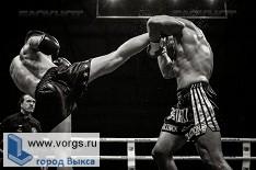 В Балаково прошел международный турнир по ММА