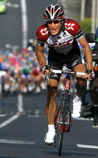 Выксунец стал 16-м в международной велогонке
